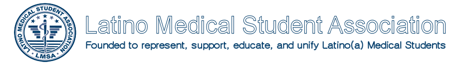 Latino Medical Student Association Midwest Region Logo